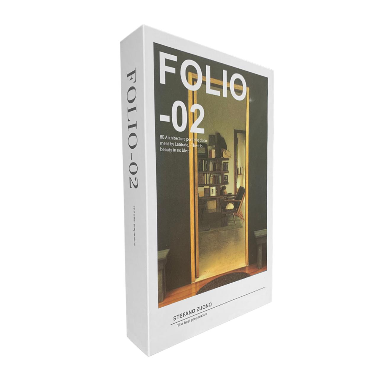 Caixa Livro Decorativa Folio - 02