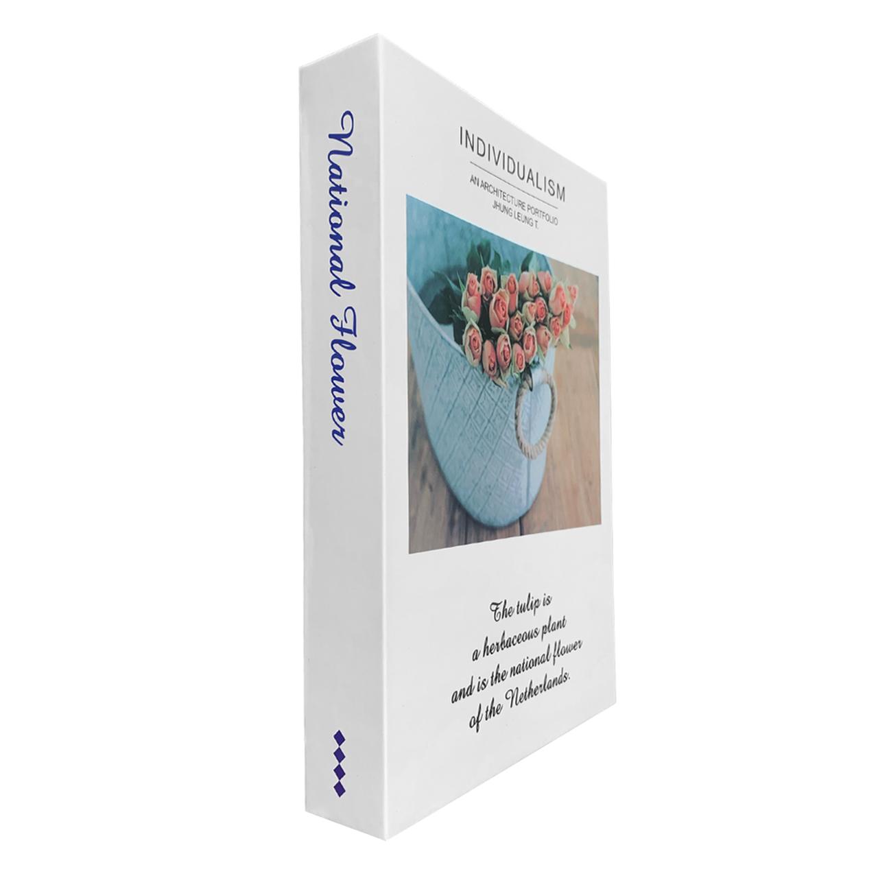 Caixa Livro Decorativa Individualism