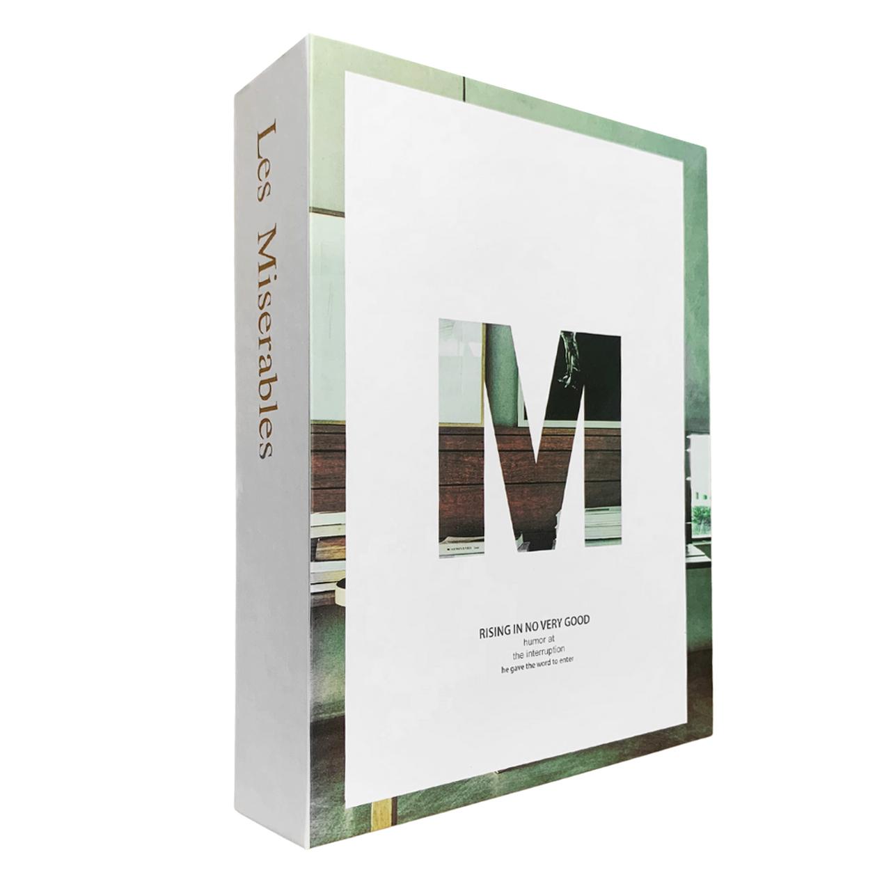 Caixa Livro Decorativa M