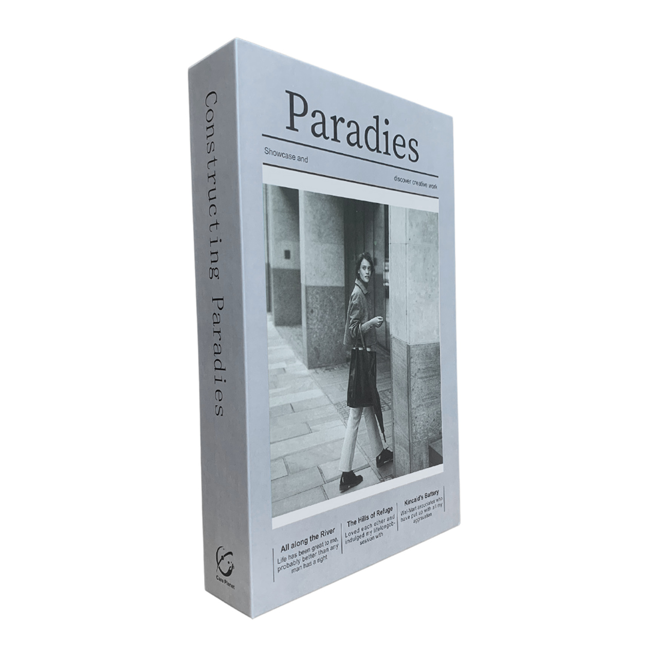 Caixa Livro Decorativa Paradies
