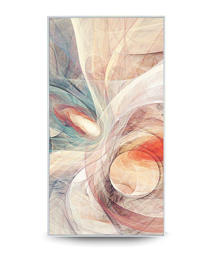 Quadro Decor Abstrato Tons Sombreados
