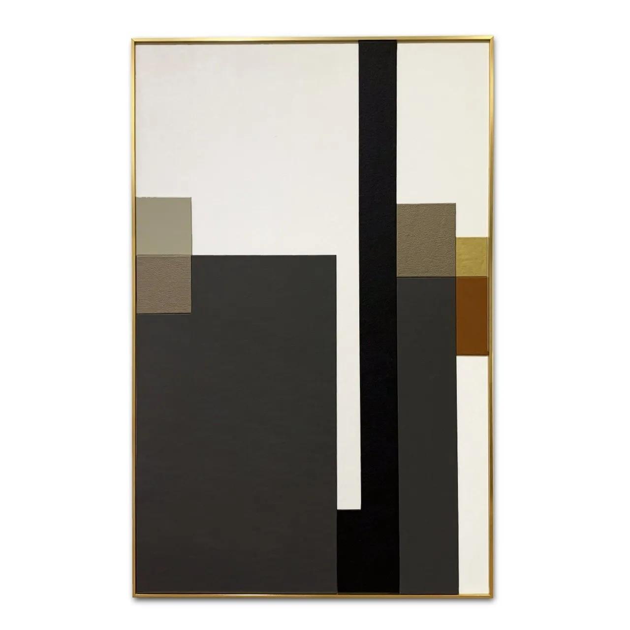 Quadro Decor Coleção Abstrato Linear 2