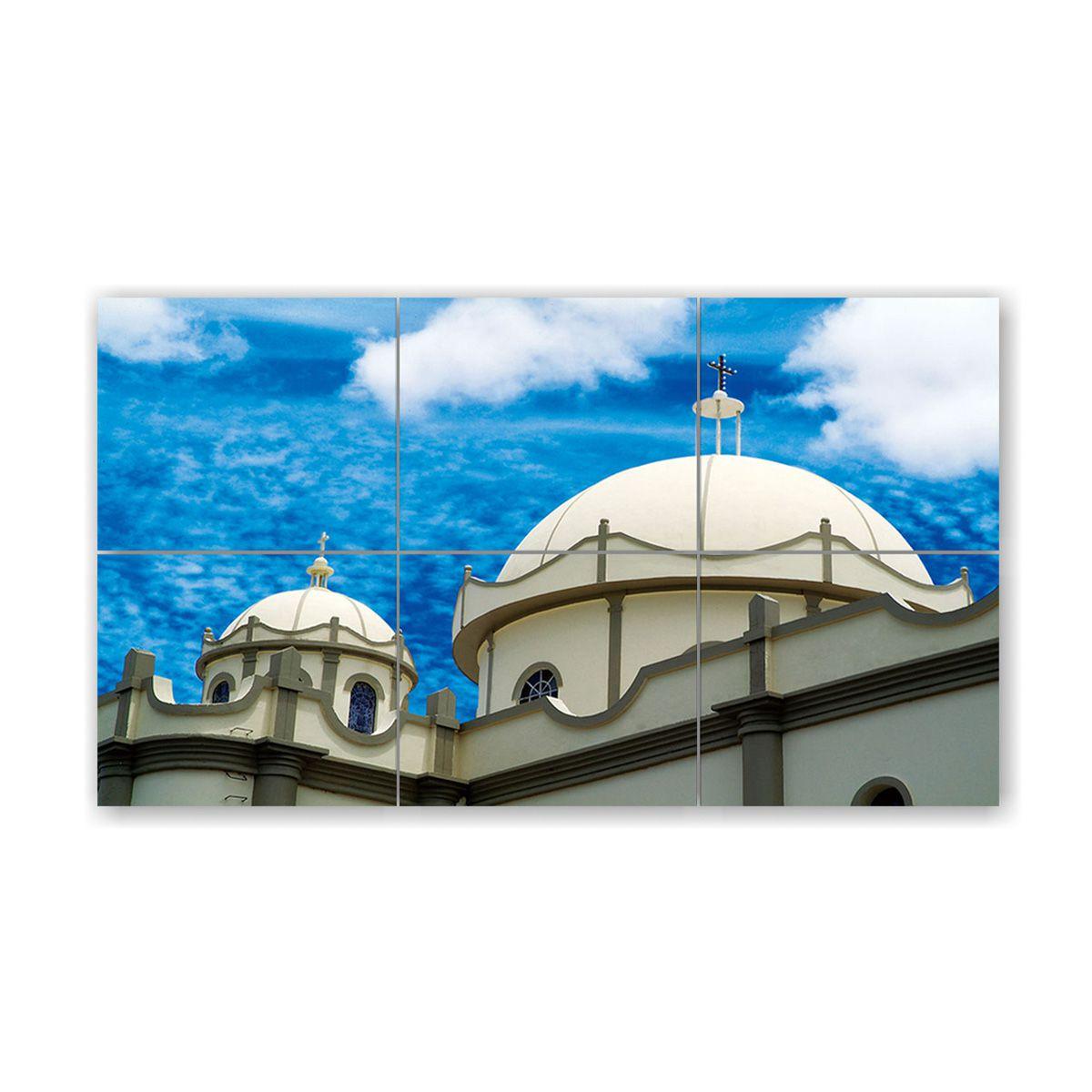 Quadro Decor Coleção Ricardo Lopes - Catedral RN