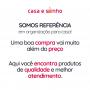 Colmeia Organizadora De Gaveta Sutiã Blusinha Camiseta N2 PL V.TNT 6 Nichos 32x25x10cm Br 3Un