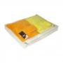 Organizador Protetor Para Lençol, Toalha Tamanho 2 48x37x6cm Branco