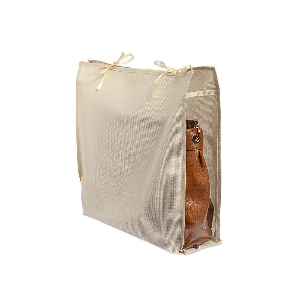 Bolsão Protetor Para Bolsa N2 35x45x10cm Branco
