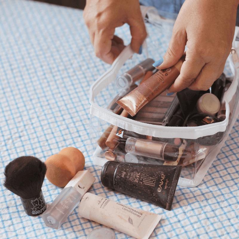 Pack Organizador De Maquiagem e Cosméticos