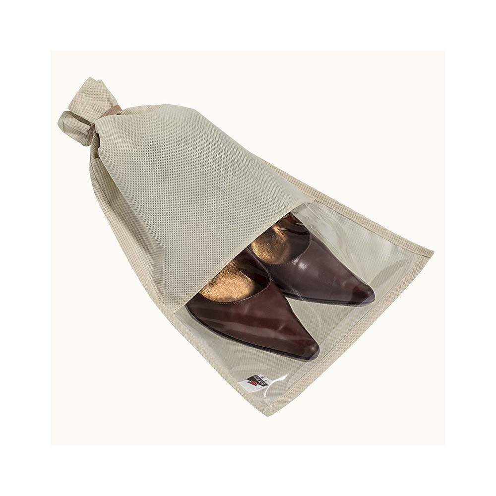 Saco Organizador Protetor Para Sapatos (Sapassaco) Mod. Feminino 27x42cm