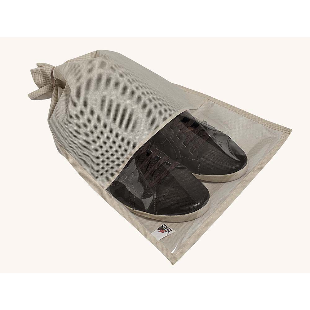 Saco Organizador Protetor Para Sapatos (Sapassaco) Mod. Masculino 31x46cm