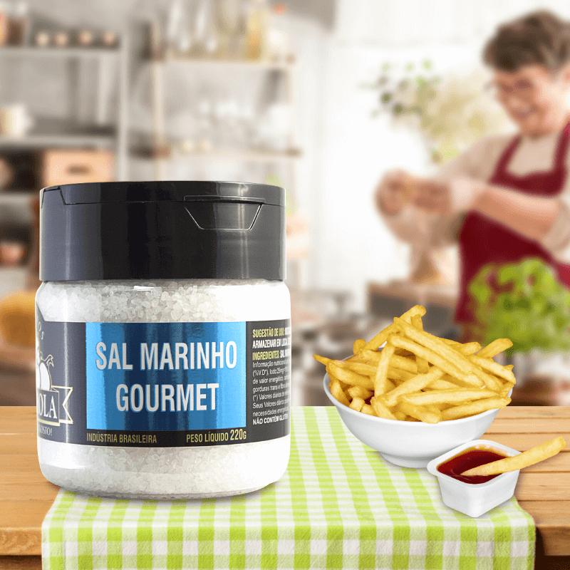 Sal Marino Gourmet Pote 220g