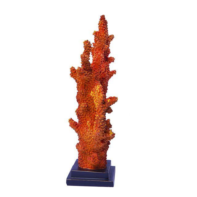Alga Decorativa Em Resina