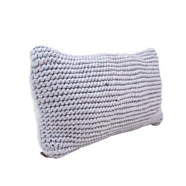 Almofada em tricot 55X29cm | Elisa Atheniense