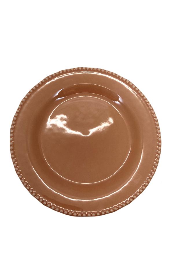 Aparelho de Jantar 24 Peças Rose Nude