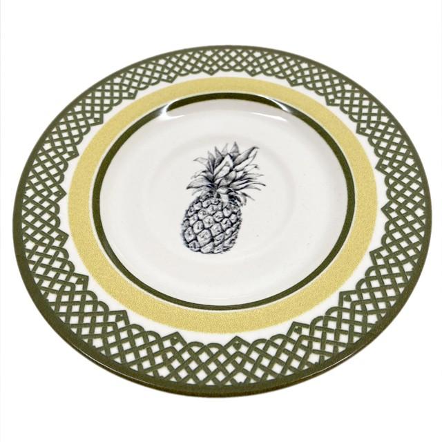 Aparelho de Jantar 30 Peças Pineapple
