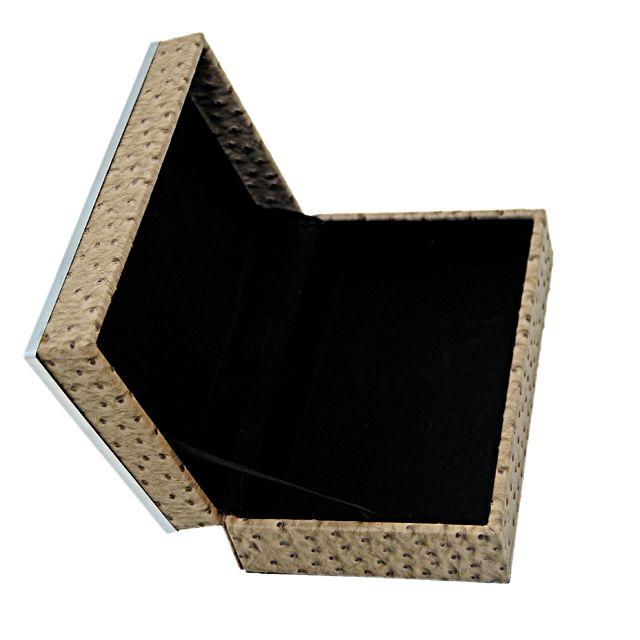Caixa Decorativa Retangular Ostrich