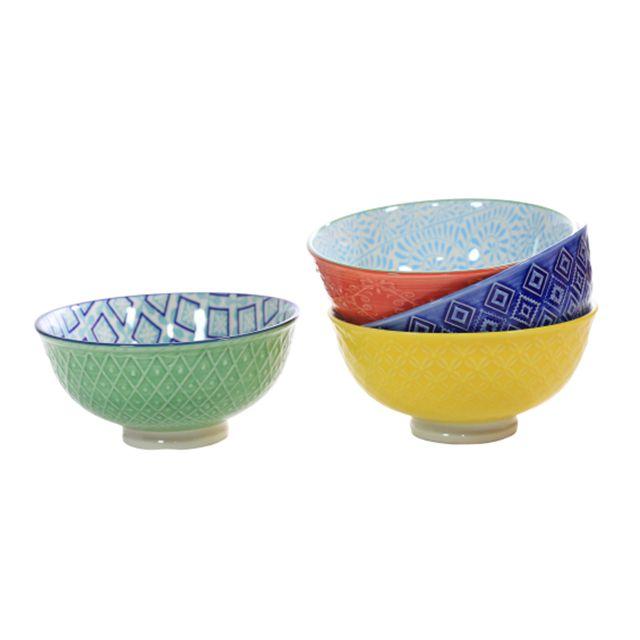 Conjunto de Bowls 04 Peças