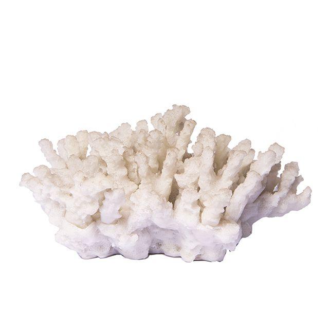 Coral Decorativo Em Resina