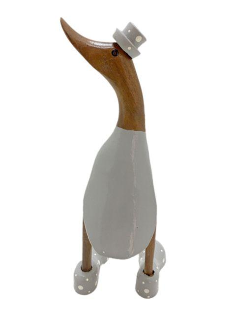 Escultura Pato Decorativo