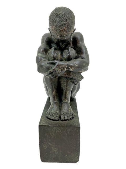Figura Decorativa Pensador