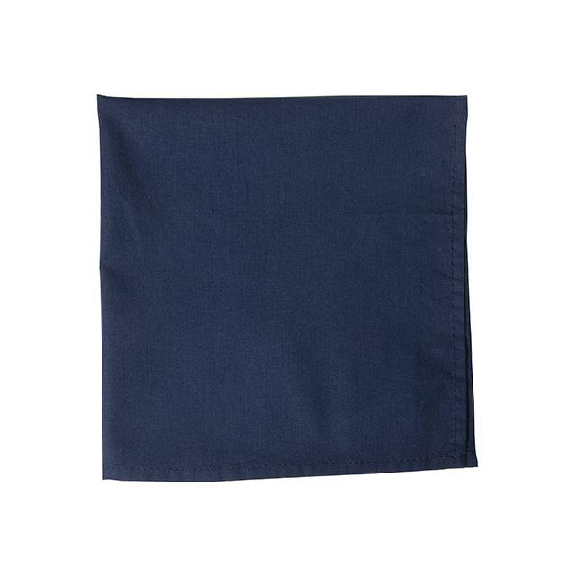 Jogo 04 Guardanapo Azul Marinho