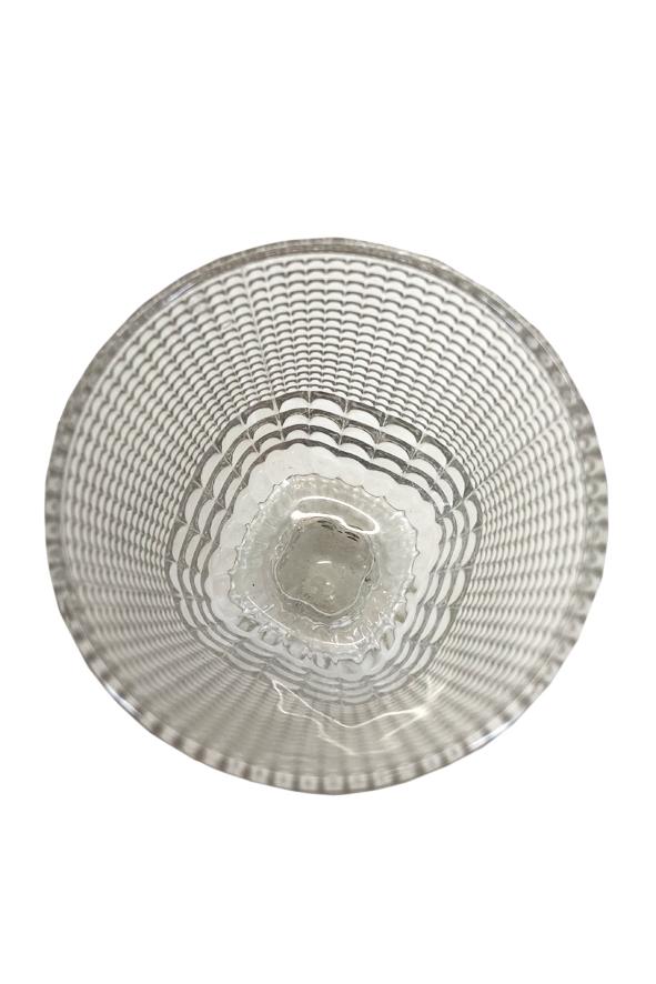 Jogo 6 Taças Vidro Transparente
