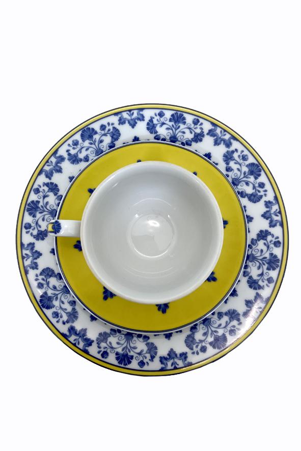 Jogo 6 Xícaras Café Castelo Branco | Vista Alegre