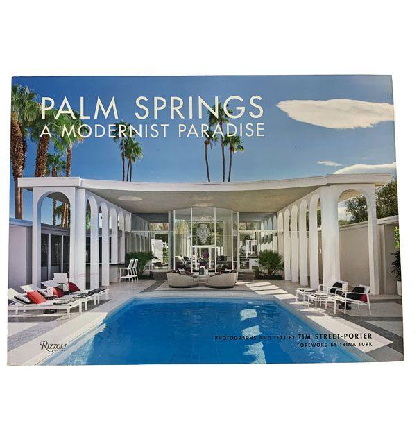 Livro de Decoração|Palm Springs Decor Book