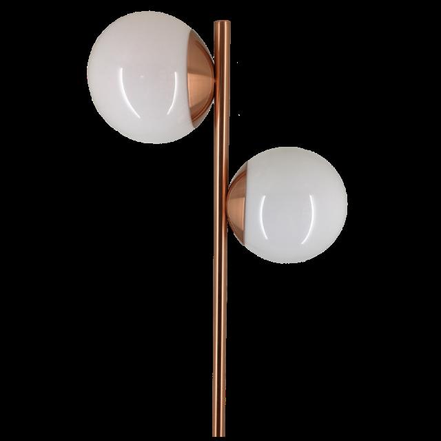 Luminária Coluna de Chão Globe