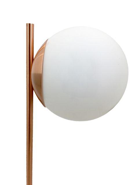 Luminária de Mesa Globe