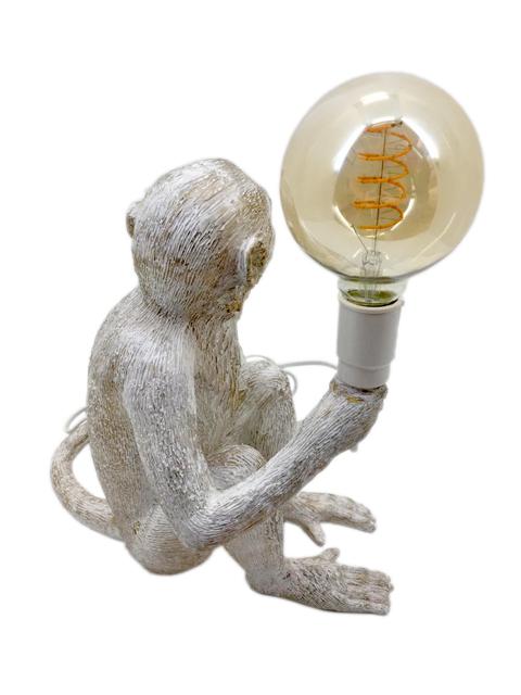 Luminária Macaco Sentado