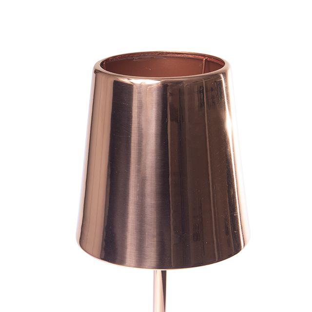 Luminária Manu Cobre