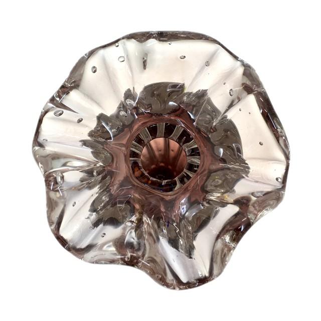 Mini Vaso de Murano - Lilás