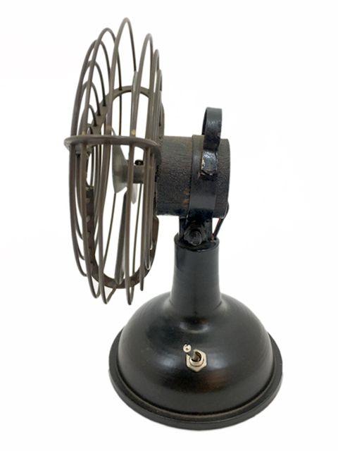 Mini Ventilador em Metal