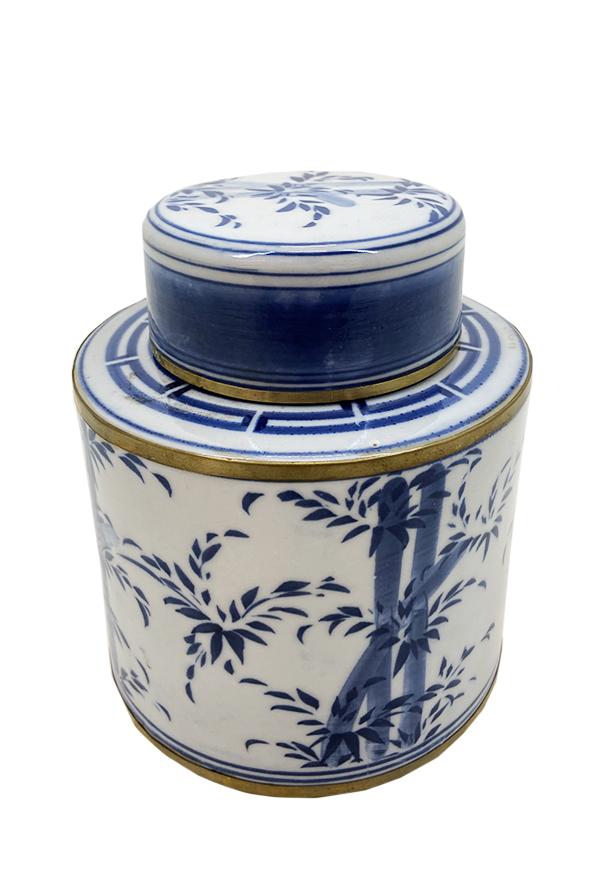Pote Decorativo Cerâmica