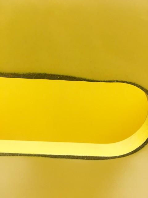 Revisteiro Tambor Amarelo
