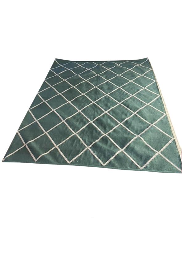 Tapete Maia Geométrico Green 2,00x2,50m