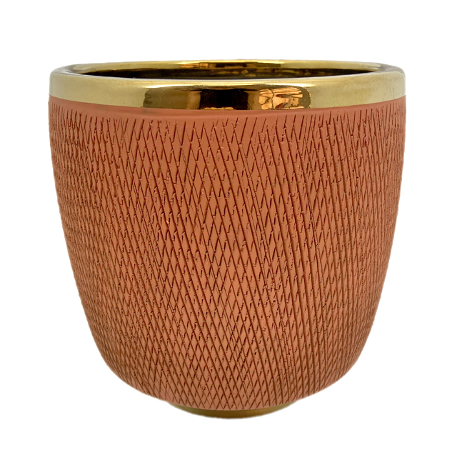 Vaso Decorativo Cerâmica