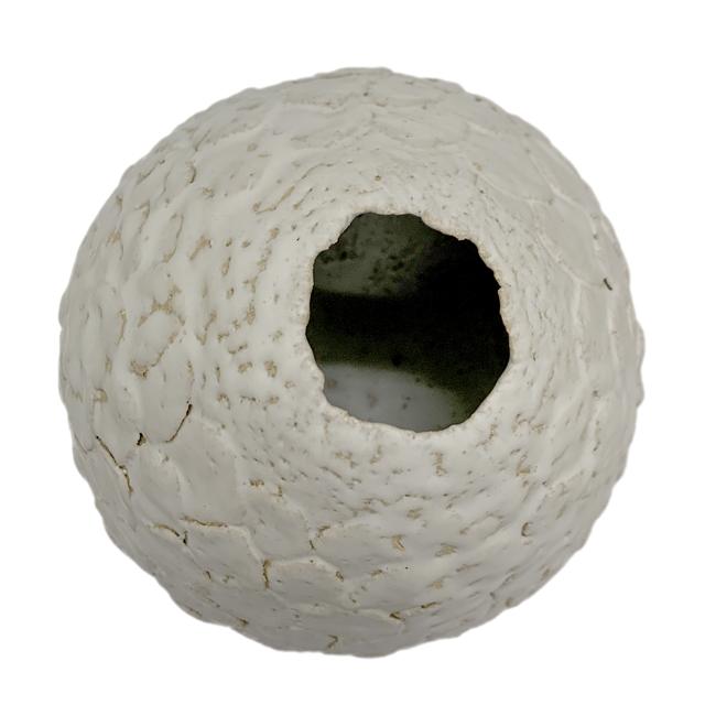 Vaso Decorativo Cerâmica Escama  | Luciana Cravo
