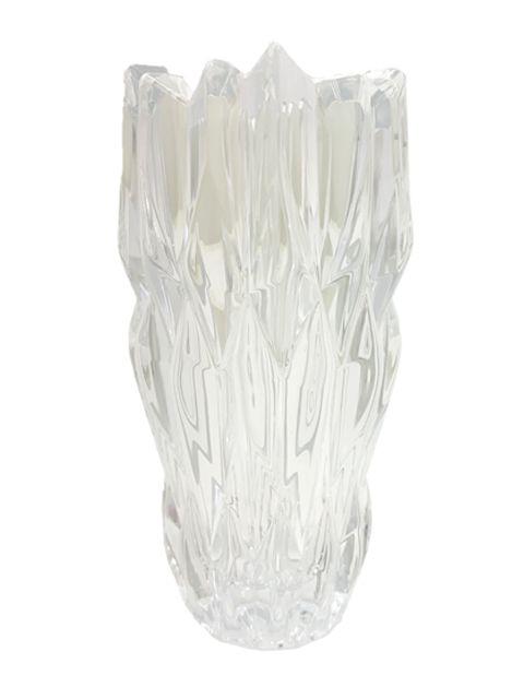 Vaso Oval Quartz  Cristal