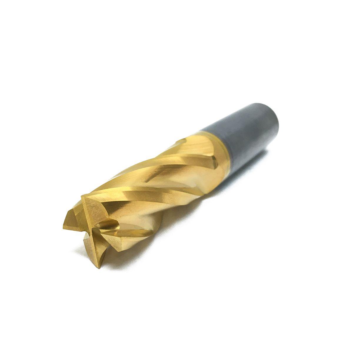 Fresa de Topo Reto Rotafy de Metal Duro D18,0 LC43 LT94 Z4 H18