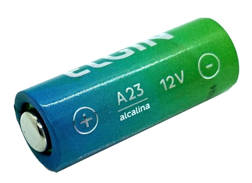 100 Baterias A23 12 Volts Alcalina Controle Alarme Portão