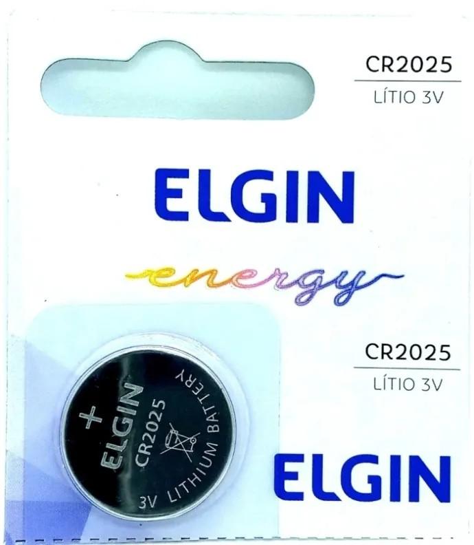 100 Baterias Lítio Lithium CR2025 Moeda 3V CR 2025 3 Volts