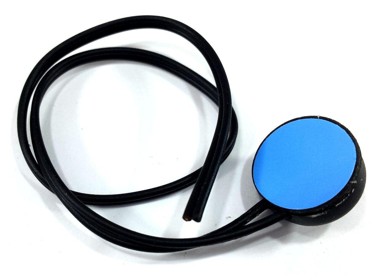 10 Interruptores Start e Reset com Fio e Capa Botão Pulso