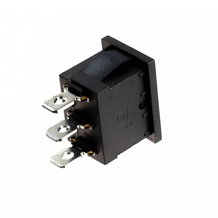 10x Chaves Tic Tak KDC 3 Posições On-Off-On KCD 3 Estágios