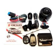 ALARME AUTOMOTIVO C/ BLOQUEADOR FOCUS AUTOMOTIVE - C/ 2 CONTROLES