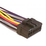 CHICOTE RÁDIO PIONEER 18 VIAS P1W P80MP P8600 P9600 P9800