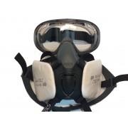 Mascara Facial BLS Evo 4000 Volk C Filtros e Oculos Kalipso