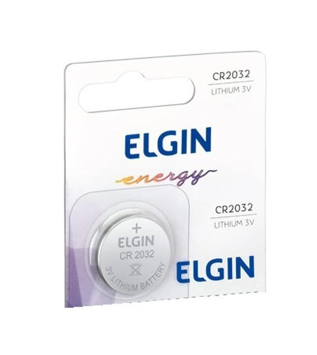 20x Bateria Elgin CR2016 Lithium 3 Volts Battery Lítio 2016