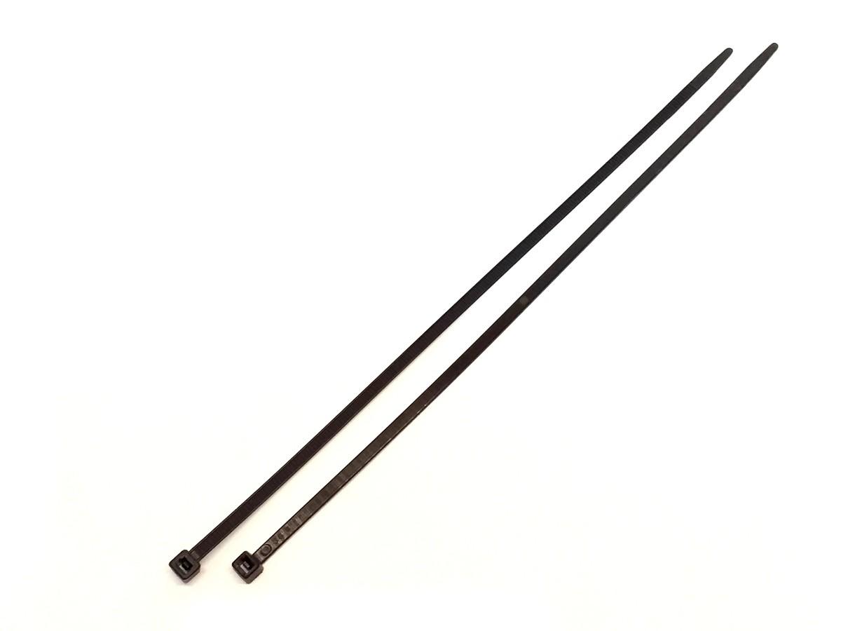 Abraçadeira Cinta Nylon 15 20 28 e 40cm Preta 700 Unidadades