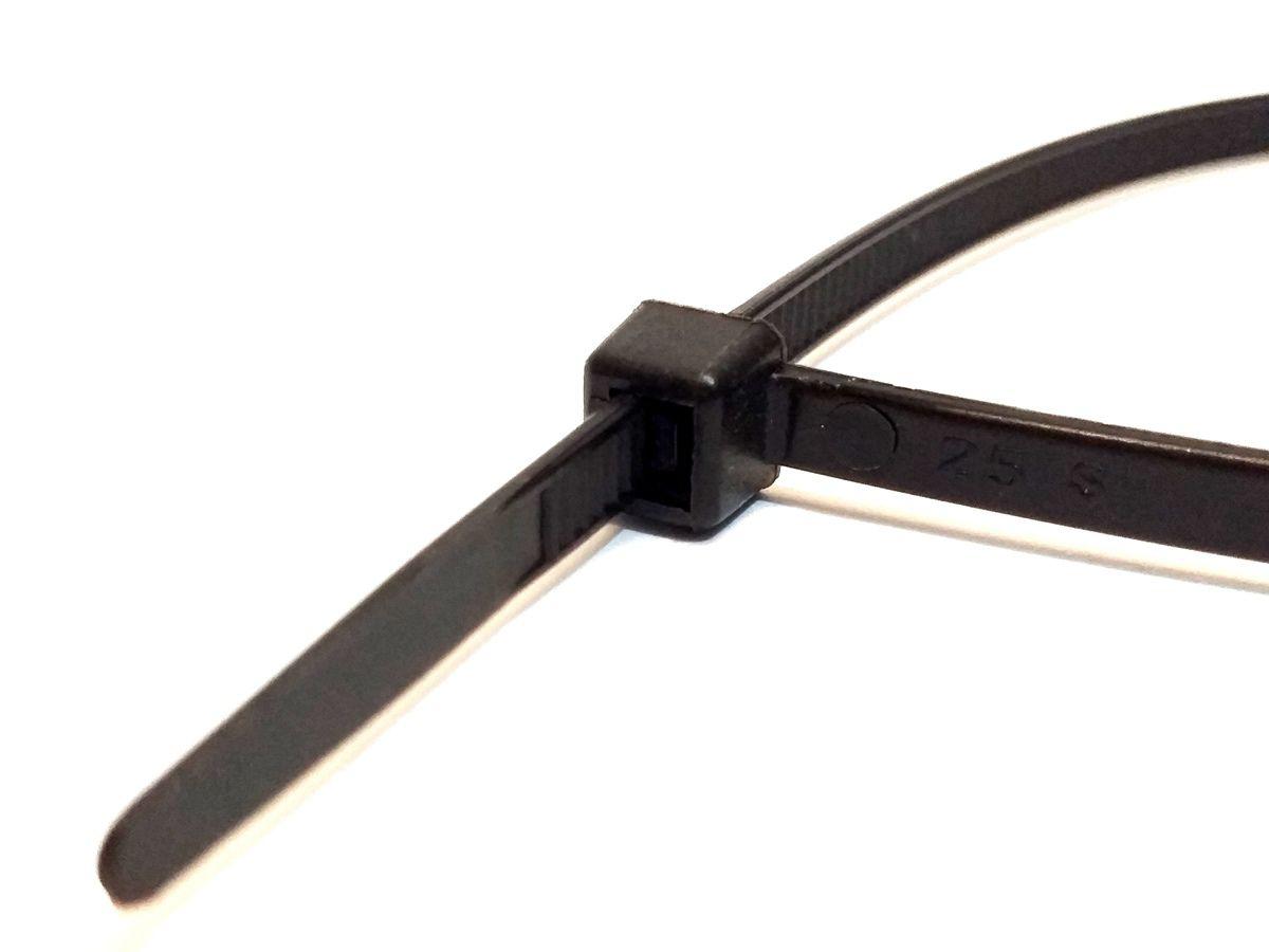 Abraçadeira Nylon 10 15 20 e 28 cm Enforca Gato 800 Unidadad